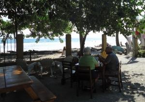 beach bar samara