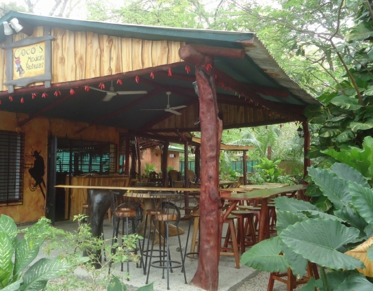 restaurants in costa rica