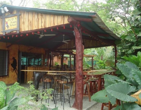 restaurants in costa rica