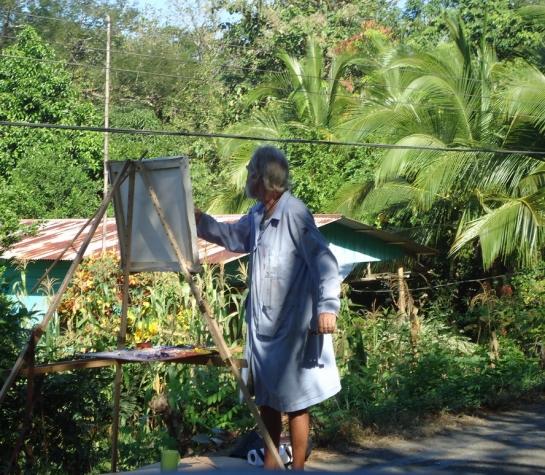 art in costa rica