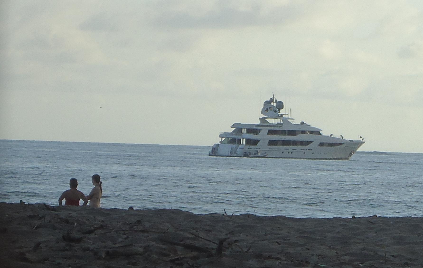 boating costa rica