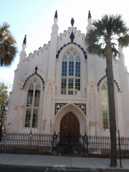 hugenot church charleston