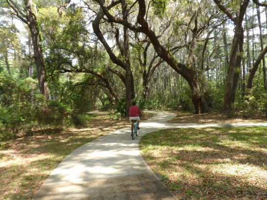 bicycling jekyl island
