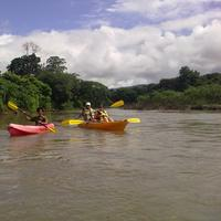kayaking samara costa rica