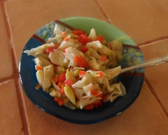 Itabo Salad