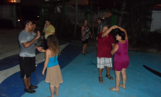 latin dance costa rica