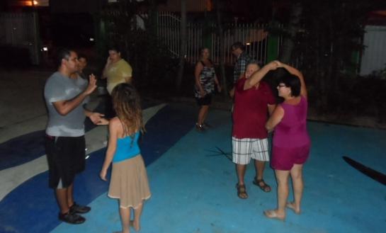 latin dance costa rica