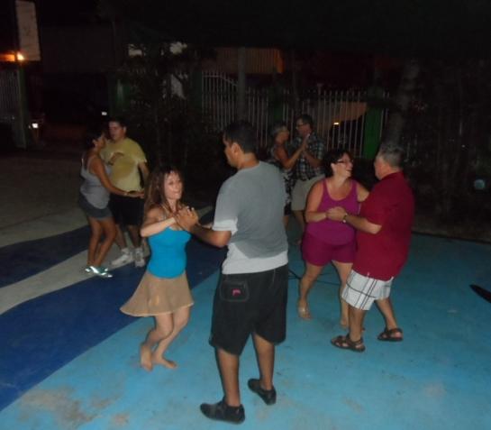 dance class in samara costa rica