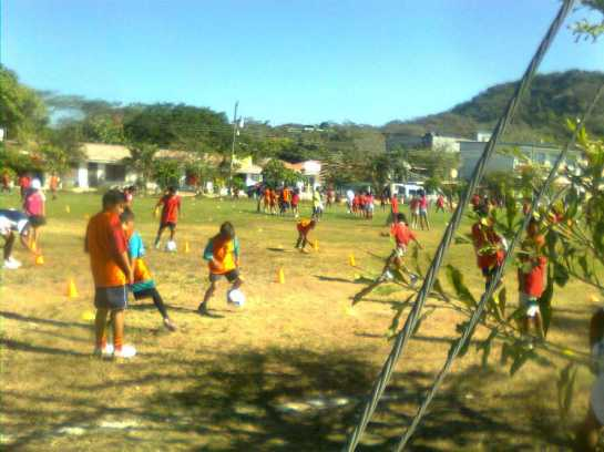 soccer in samara costa rica