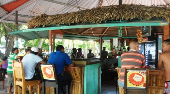 where to eat samara costa rica