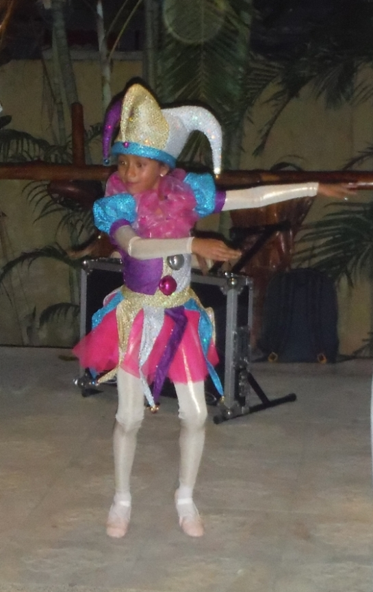 childrens dance samara costa rica