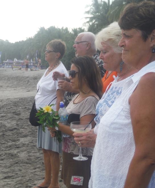 memorial on samara beach