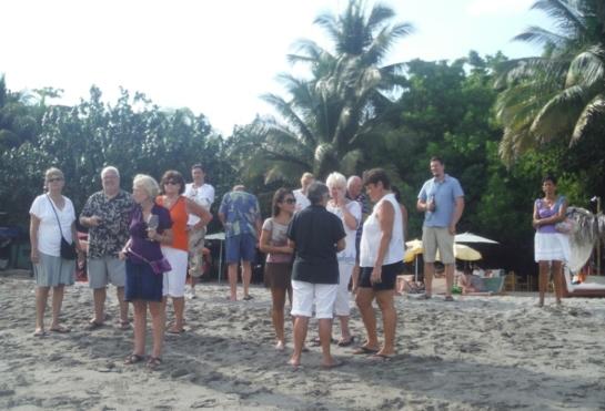 beach memorial samara costa rica